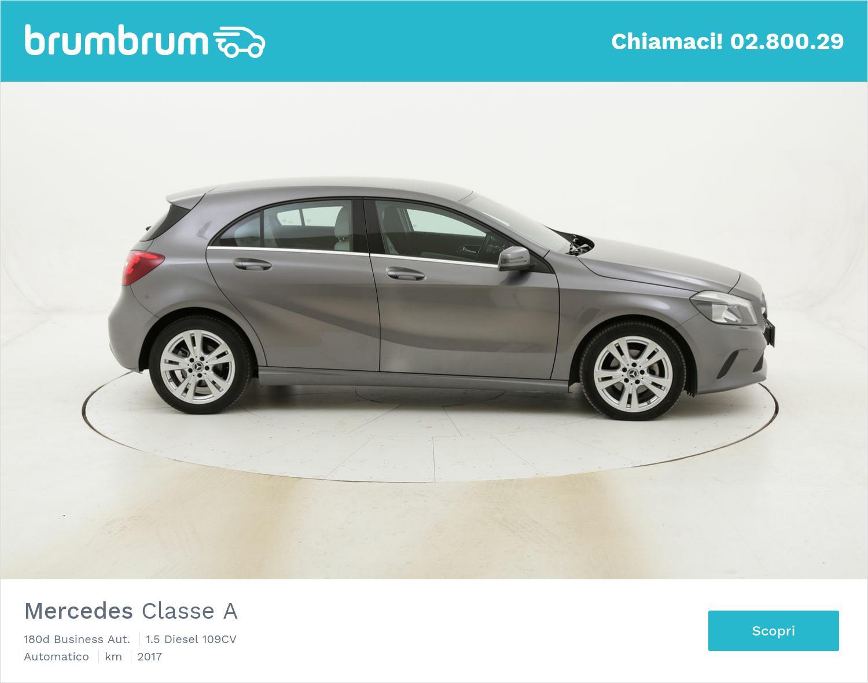 Mercedes Classe A 180d Business Aut. usata del 2017 con 9.689 km | brumbrum