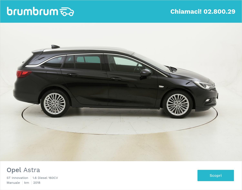 Opel Astra ST Innovation usata del 2018 con 63.763 km   brumbrum