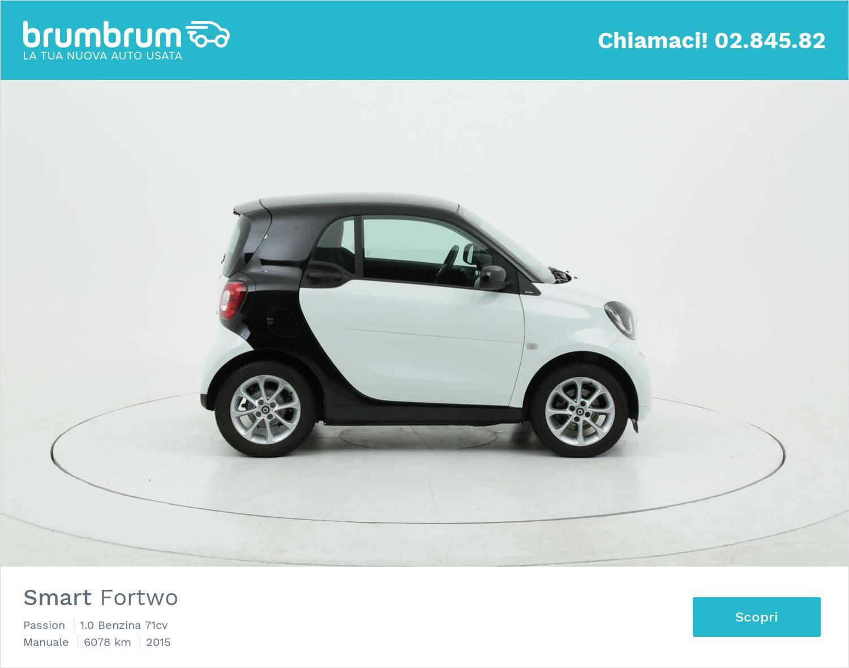 Smart Fortwo usata del 2015 con 6.078 km | brumbrum