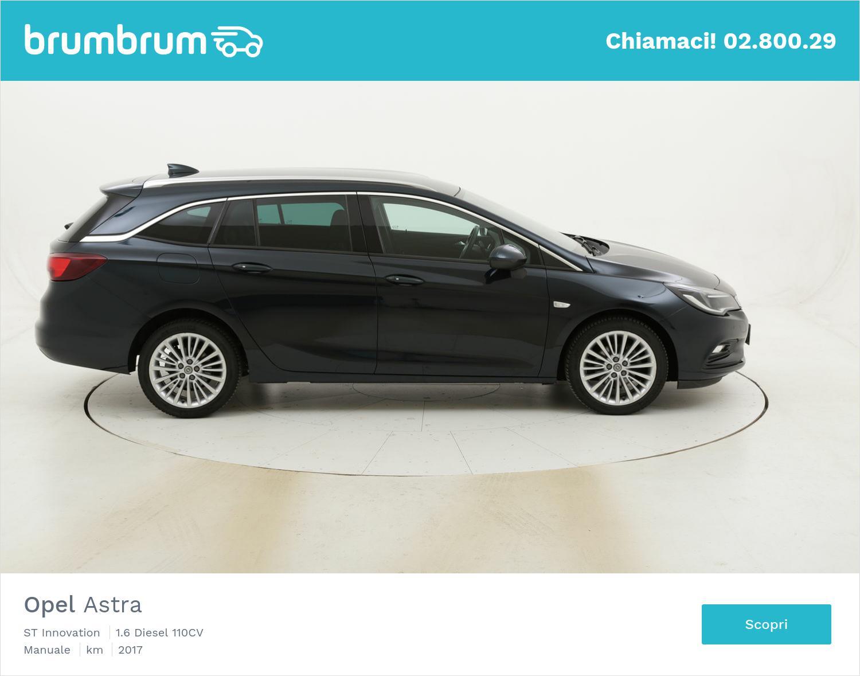 Opel Astra ST Innovation usata del 2017 con 104.944 km | brumbrum