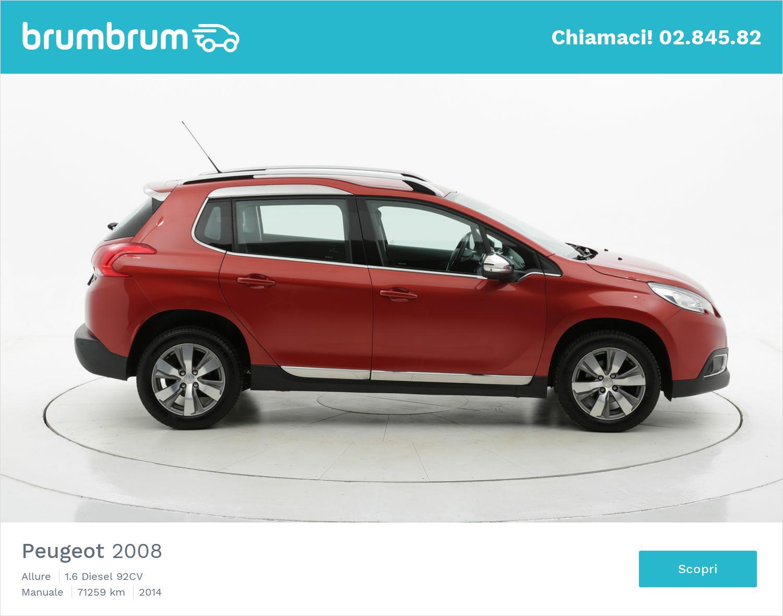 Peugeot 2008 usata del 2014 con 71.270 km | brumbrum
