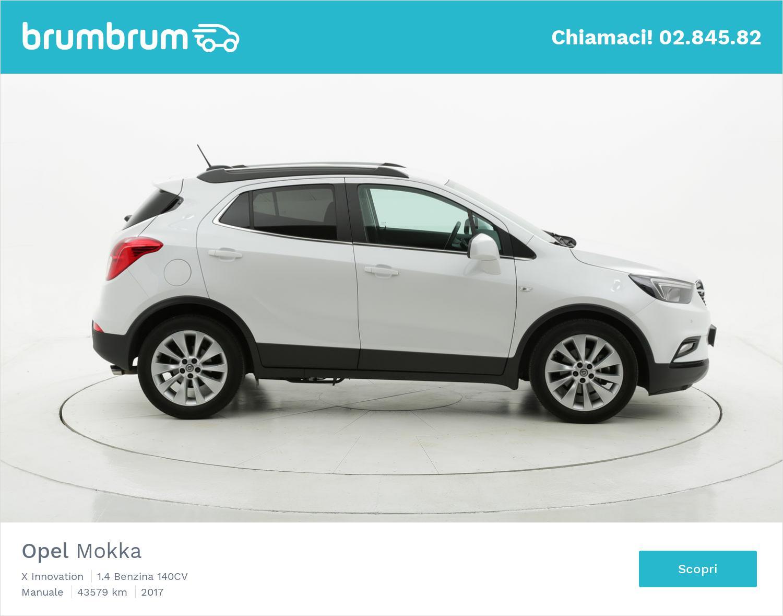 Opel Mokka usata del 2017 con 43.590 km | brumbrum