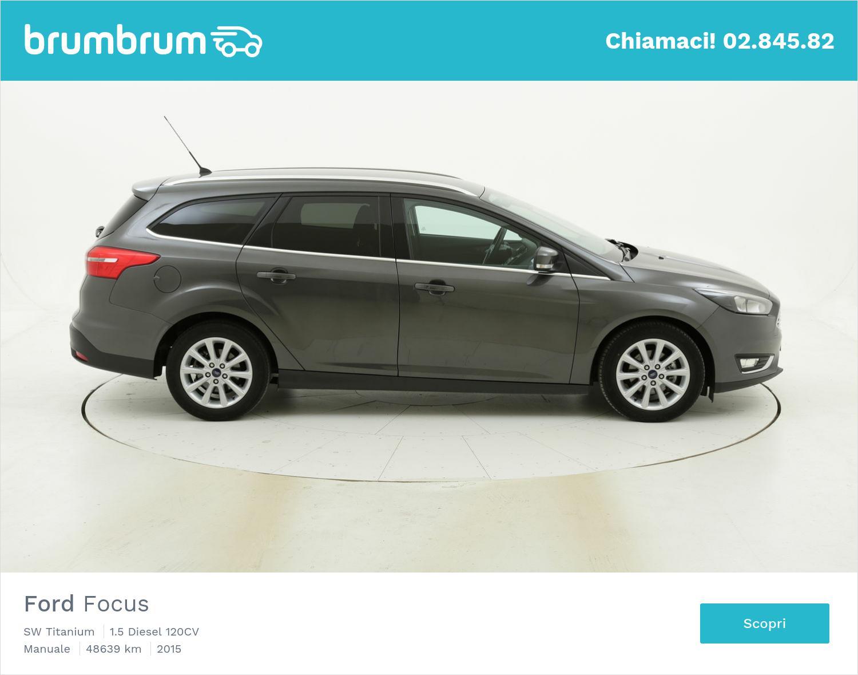 Ford Focus usata del 2015 con 48.668 km | brumbrum