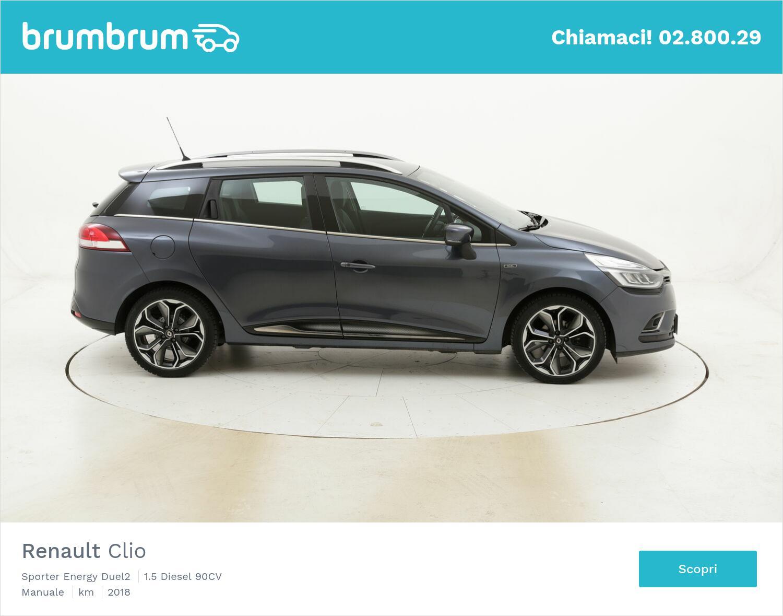 Renault Clio Sporter Energy Duel2 usata del 2018 con 53.579 km   brumbrum