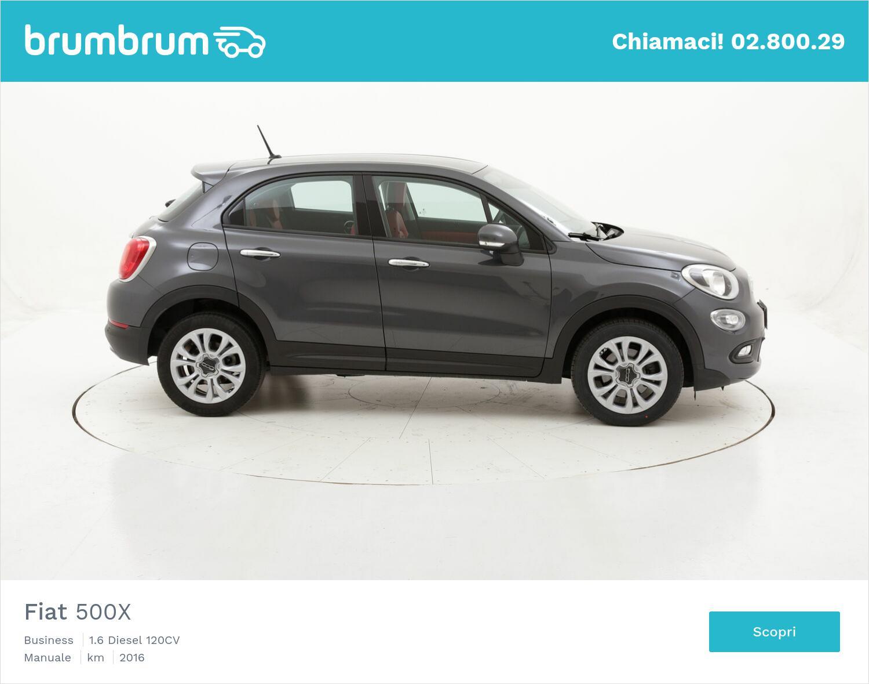 Fiat 500X Business usata del 2016 con 58.157 km | brumbrum