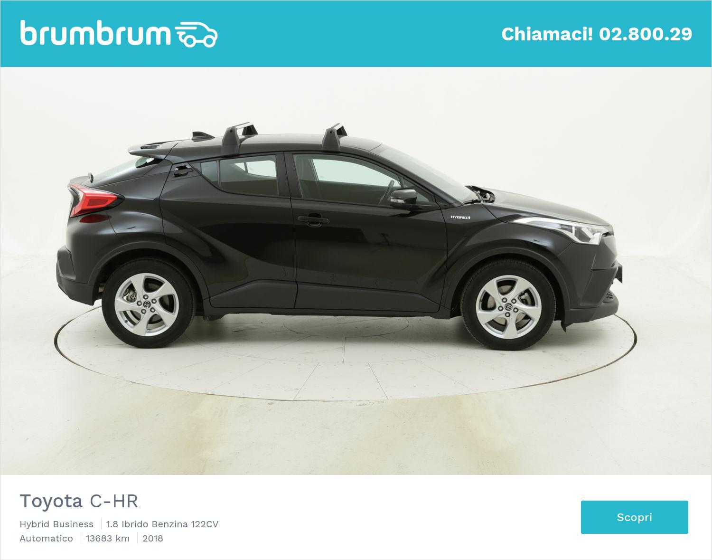 Toyota C-HR Hybrid Business usata del 2018 con 14.108 km | brumbrum
