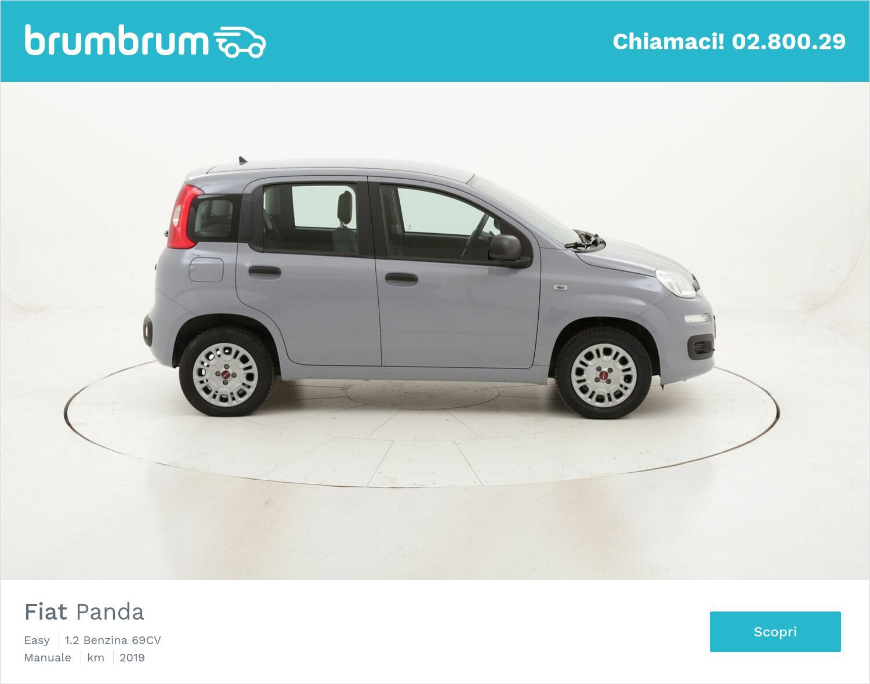 Fiat Panda Easy usata del 2019 con 24.838 km   brumbrum