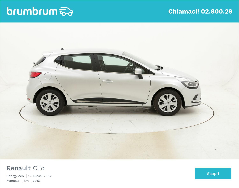 Renault Clio Energy Zen usata del 2016 con 9.681 km | brumbrum