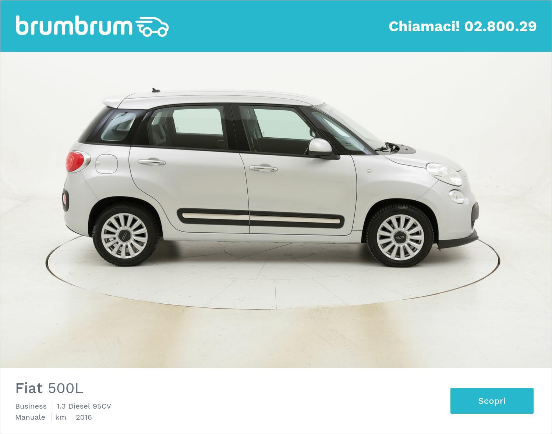 Fiat 500L Business usata del 2016 con 71.255 km | brumbrum