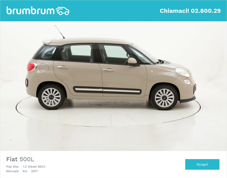 Fiat 500L Pop Star usata del 2017 con 113.483 km | brumbrum