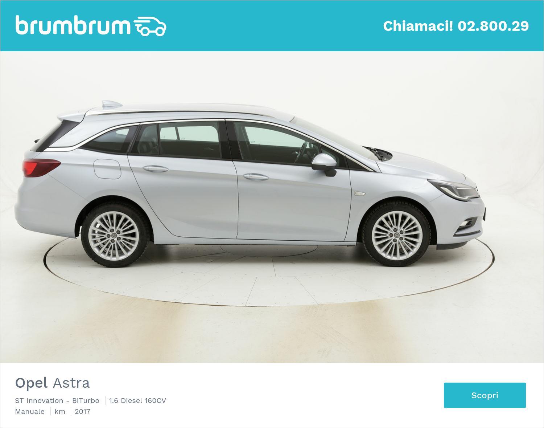 Opel Astra ST Innovation - BiTurbo usata del 2017 con 97.412 km | brumbrum