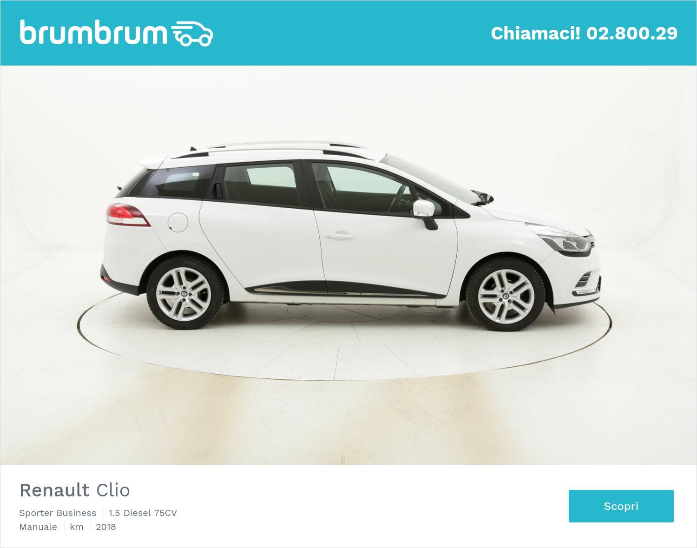 Renault Clio Sporter Business usata del 2018 con 37.690 km | brumbrum