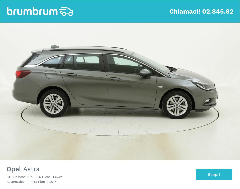 Opel Astra usata del 2017 con 114.532 km | brumbrum