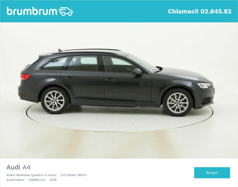 Audi A4 usata del 2016 con 127.031 km | brumbrum