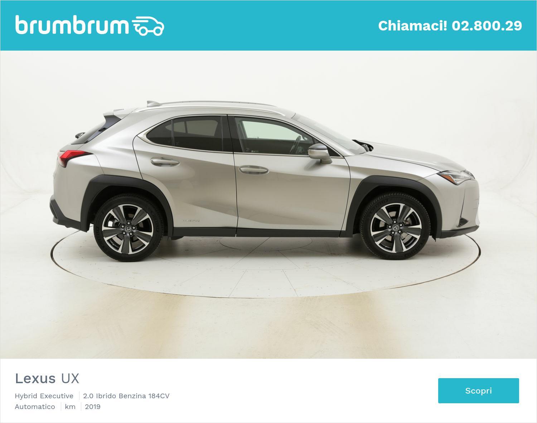 Lexus UX Hybrid Executive usata del 2019 con 36.569 km | brumbrum