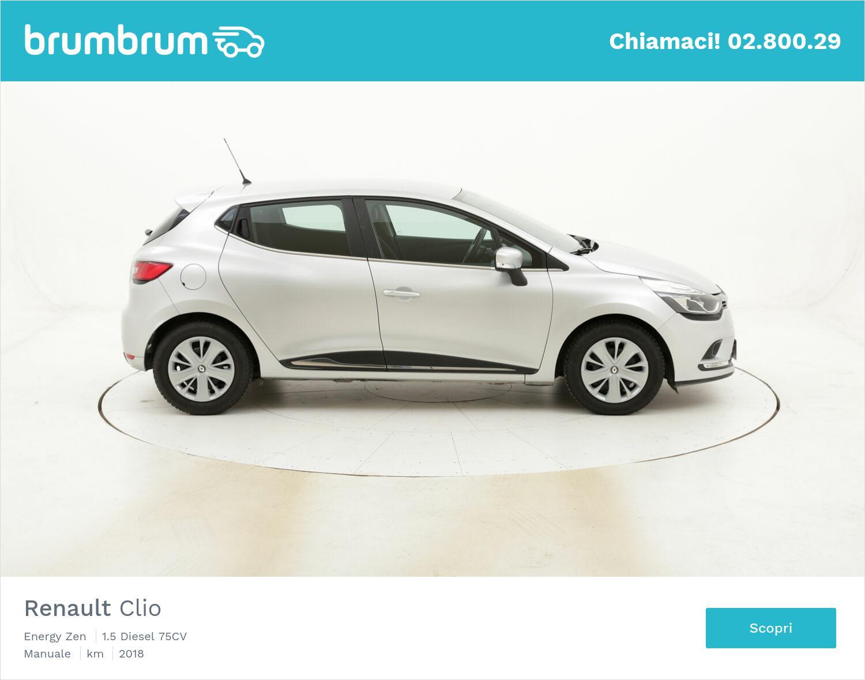 Renault Clio Energy Zen usata del 2018 con 35.845 km   brumbrum