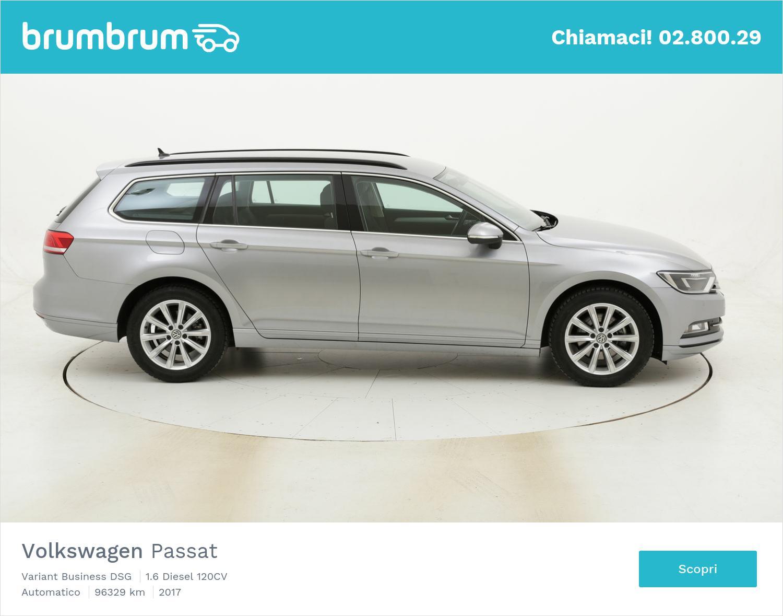 Volkswagen Passat Variant Business DSG usata del 2017 con 96.347 km   brumbrum