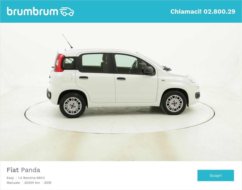 Fiat Panda Easy usata del 2018 con 32.466 km   brumbrum