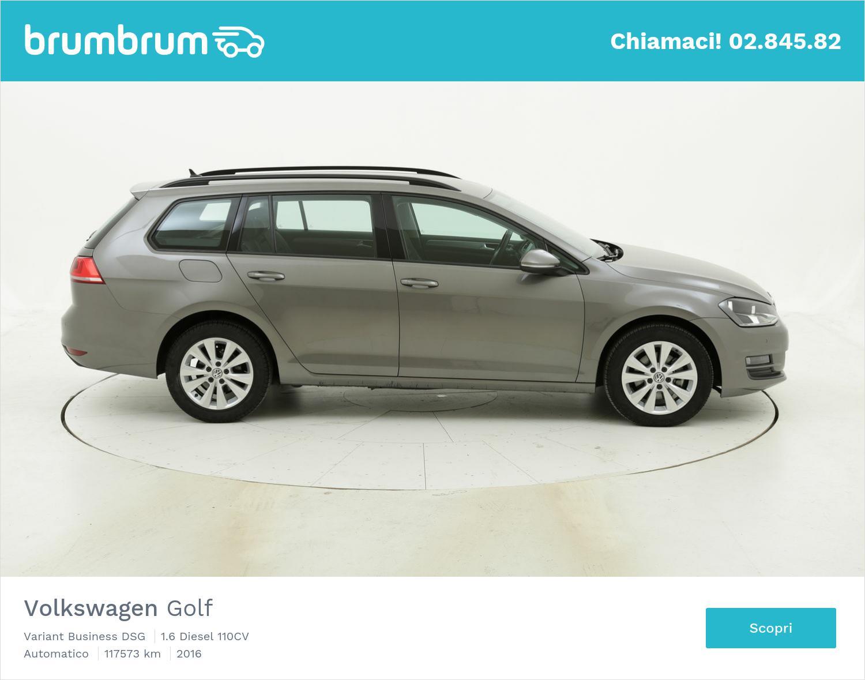 Volkswagen Golf usata del 2016 con 117.651 km | brumbrum
