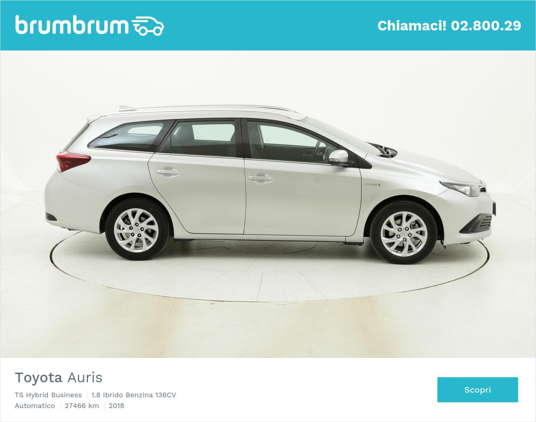 Toyota Auris TS Hybrid Business usata del 2018 con 28.219 km | brumbrum