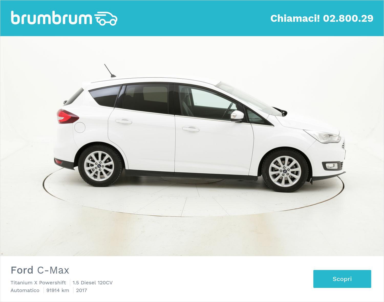 Ford C-Max usata del 2017 con 91.990 km | brumbrum
