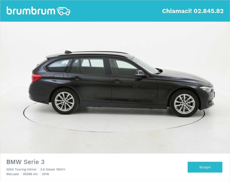 BMW Serie 3 usata del 2016 con 85.409 km | brumbrum