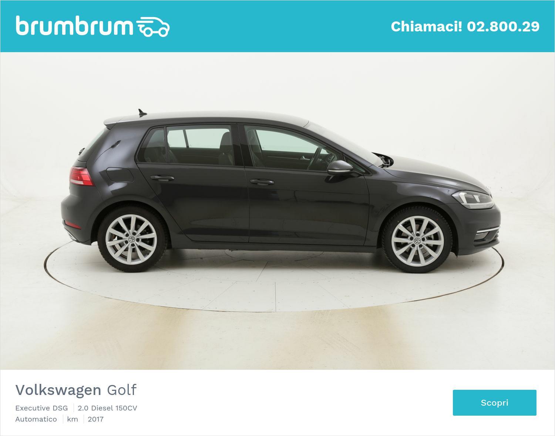Volkswagen Golf Executive DSG usata del 2017 con 93.988 km | brumbrum