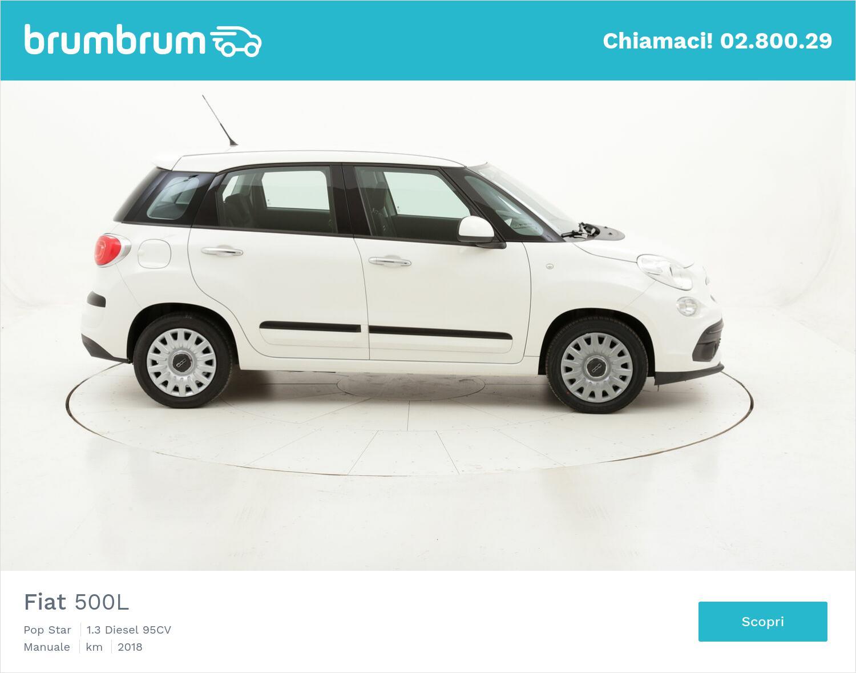Fiat 500L Pop Star usata del 2018 con 119.719 km   brumbrum