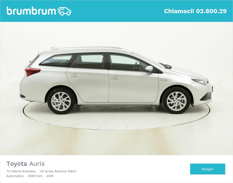 Toyota Auris usata del 2018 con 30.657 km | brumbrum