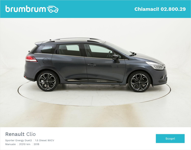 Renault Clio Sporter Energy Duel2 usata del 2018 con 31.232 km | brumbrum