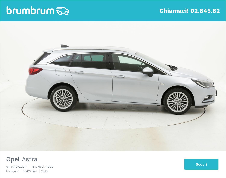 Opel Astra usata del 2016 con 85.436 km | brumbrum