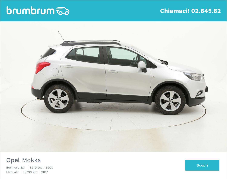 Opel Mokka usata del 2017 con 83.823 km | brumbrum
