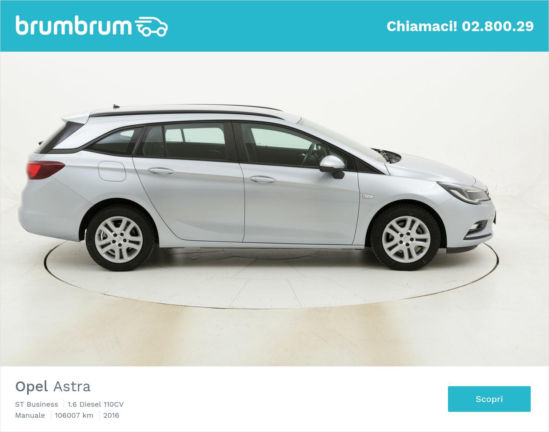 Opel Astra ST Business usata del 2016 con 106.214 km   brumbrum