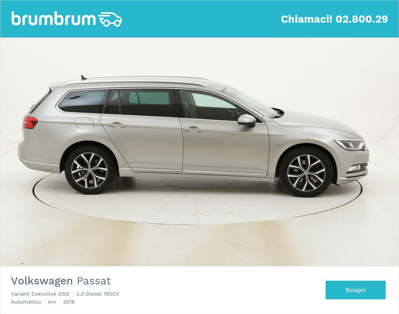 Volkswagen Passat Variant Executive DSG usata del 2016 con 86.341 km | brumbrum