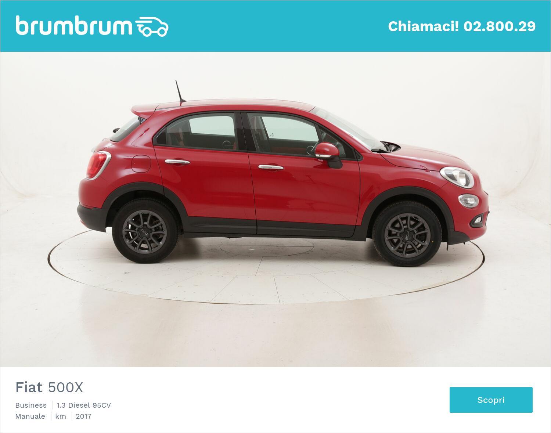 Fiat 500X Business usata del 2017 con 69.723 km   brumbrum