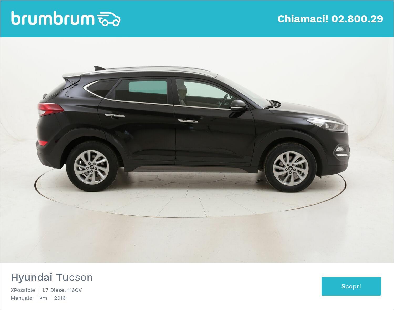 Hyundai Tucson XPossible usata del 2016 con 68.351 km   brumbrum
