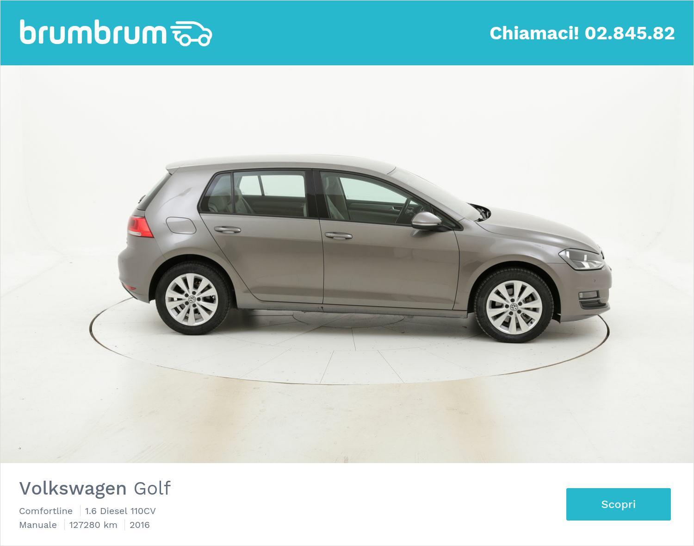 Volkswagen Golf usata del 2016 con 127.443 km | brumbrum