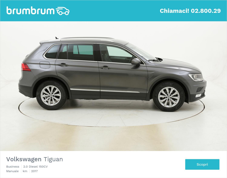 Volkswagen Tiguan Business usata del 2017 con 113.131 km | brumbrum