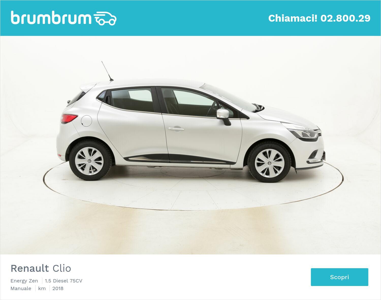 Renault Clio Energy Zen usata del 2018 con 38.751 km   brumbrum