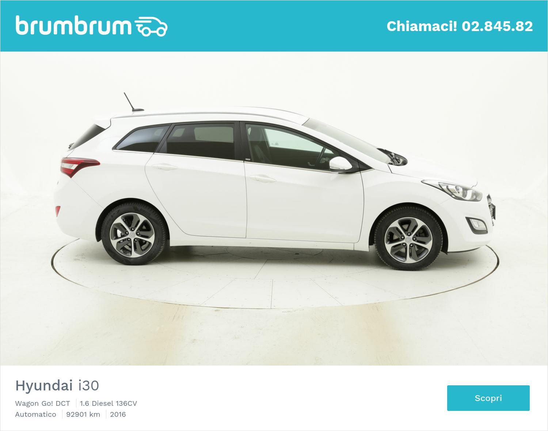 Hyundai I30 usata del 2016 con 92.908 km | brumbrum