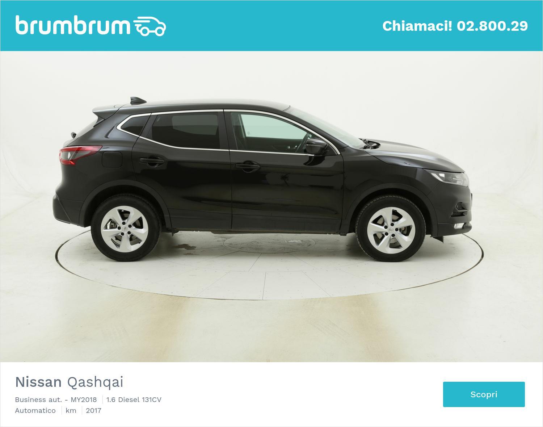 Nissan Qashqai Business aut. - MY2018 usata del 2017 con 95.959 km | brumbrum