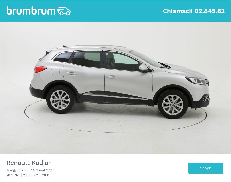 Renault Kadjar usata del 2018 con 21.008 km | brumbrum