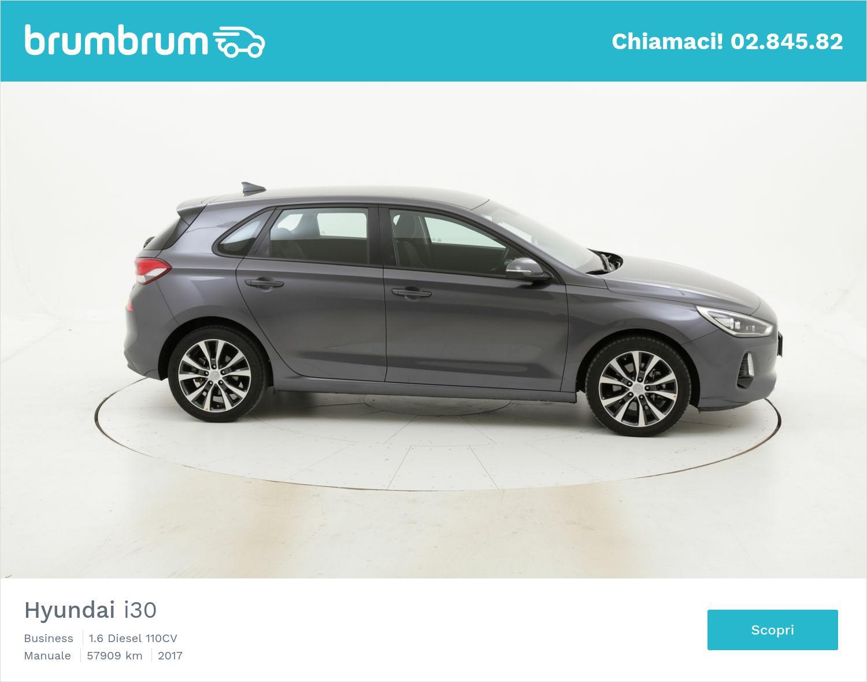 Hyundai I30 usata del 2017 con 58.050 km | brumbrum