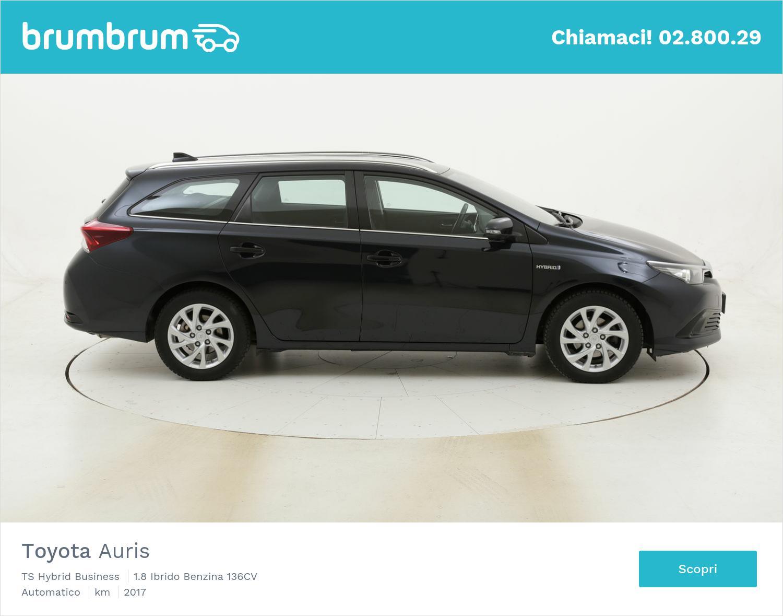 Toyota Auris TS Hybrid Business usata del 2017 con 92.373 km   brumbrum