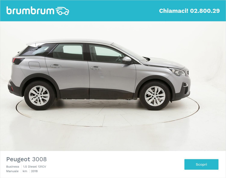 Peugeot 3008 Business usata del 2018 con 139.104 km | brumbrum