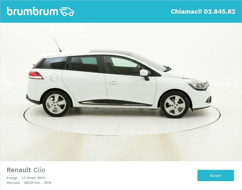 Renault Clio usata del 2016 con 98.517 km   brumbrum