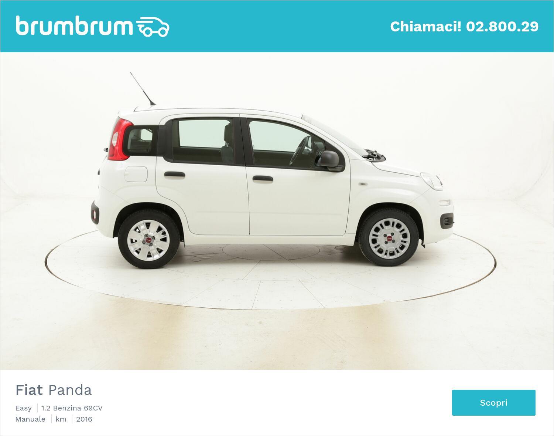 Fiat Panda Easy usata del 2016 con 37.605 km | brumbrum