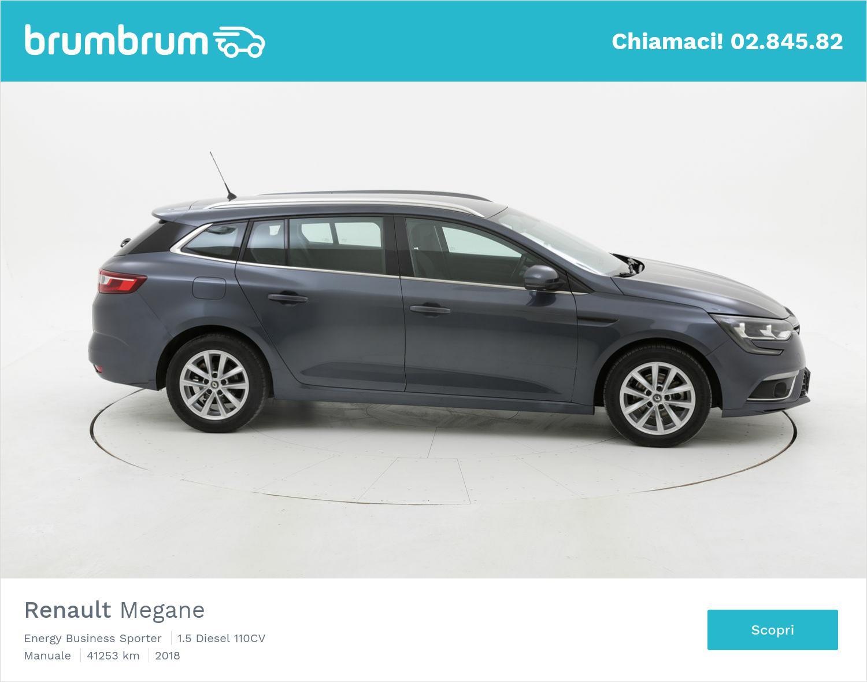 Renault Megane usata del 2018 con 41.322 km | brumbrum
