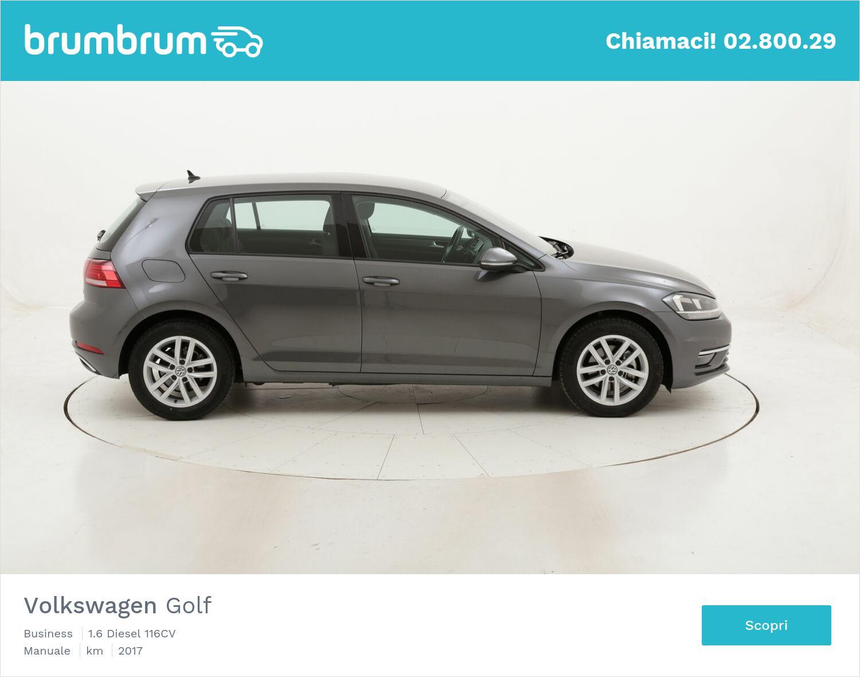 Volkswagen Golf Business usata del 2017 con 27.628 km   brumbrum