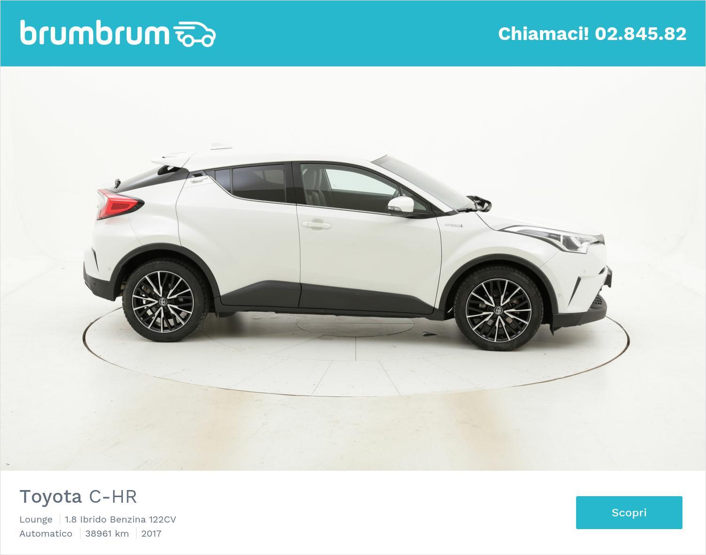 Toyota C-HR usata del 2017 con 39.178 km | brumbrum